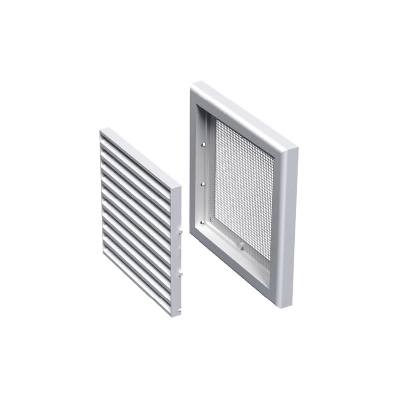 Вентиляционная решетка  Вентс МВ 121с